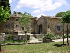 Love the terrace and steps -  Only Provence : Villa : Mas de la Calade #luxury villas Provence