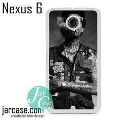 Wiz Khalifa 16 Phone case for Nexus 4/5/6