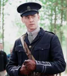 There's not a man in the world who doesn't look exponentially better in uniform.