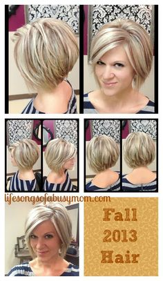 Life Songs Of A Busy Mom: My Fall 2013 Hair