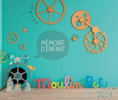 Le catalogue Mémoire d'Enfant 2014 de Moulin Roty est arrivé !