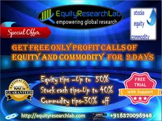 Stock Future Tips starts from 16000 it completely based on research for intraday market moment with 80%-85% accuracy up to 3 calls/day will be provided with two targets one stop loss. The calls accuracy can be judged in our one day free trial.