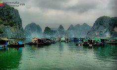 Halong Bay,Vietnam - Inilah 5 Tips Wisata ke Vietnam untuk Anda