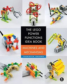 The LEGO® Power Functions Idea Book,  Vol. 1: Machines an... https://www.amazon.de/dp/1593276885/ref=cm_sw_r_pi_dp_x_KICrybSSCB2FN