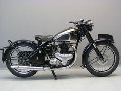 1948 BSA A7 500cc
