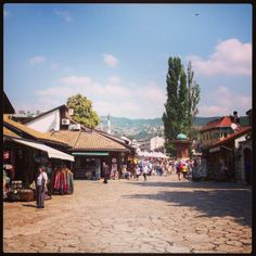 Sarajevo - Bosnië