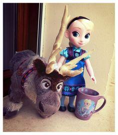 Sven & Frozen