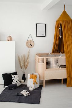 Linen Canopy Caramel Kids Room for Dreamer Baby Bedroom, Nursery Room, Kids Bedroom, Nursery Decor, Baby Canopy, Baby Room Neutral, Nursery Neutral, Natural Nursery, Babies Rooms