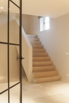 Beautiful staircase by ABC Projects.