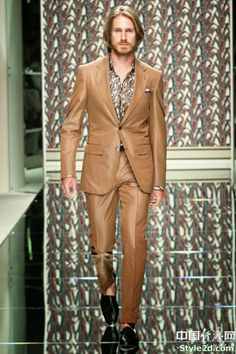 new korean fashion Which Men Suit Fashion 2014?