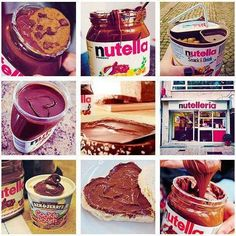 What world would this be without Nutella?