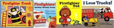 firefighters books and activities