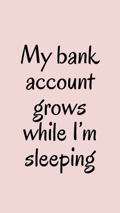 Positive Affirmations Quotes, Wealth Affirmations, Law Of Attraction Affirmations, Positive Quotes, Law Of Attraction Planner, Manifesting Money, Affirmation Cards, Positive Vibes Only, Money Quotes