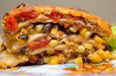 Mexican Lasagne | International Food