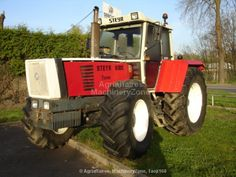Used Farm Tractors For Sale Used Farm Tractors, Tractors For Sale, Steyr, Rubber Tires, Unique, Good Job, Agriculture, Fishing
