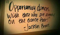 Get on the dance floor!