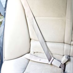 How to Clean Your Seat Belts the Natural Way. Never thought about cleaning the seat-belts before!
