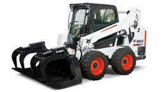 Bobcat S595 Skid-steer Loader skid steer loader training www.scissorlift.training