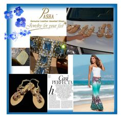 """""""Jewelry Shoes Pasha"""" by alma-ja ❤ liked on Polyvore featuring Venus and Whiteley"""