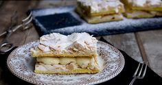 Kvæfjordkake je údajně nejlepší dort na světe. Je původem z Norska a já už můžu říct, že je pekelně dobrý, ale nejlepší na světě asi ne, t... Pie, Torte, Cake, Fruit Pie, Pies, Tart, Pot Pie, Pai