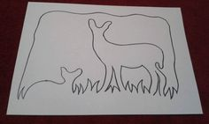 Plastic Cutting Board, Preschool, Animals, Facebook, Winter Christmas, Kunst, Animales, Animaux, Kid Garden
