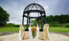 Civil Ceremony Set up at the Rotunda at Ballinacurra