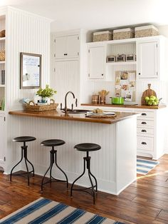 Need inspiration to create attractive kitchen but only needed little spaces? Then please keep looking, because in order to give you ideas to do that we collect some interesting small kitchens which are quite thoughtful, elegant but also comfortable. By the way, here are some small spaces for kitchen solutions for that might help you to build your dream kitchen. …