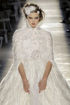 Chanel Haute Couture Fall 2012