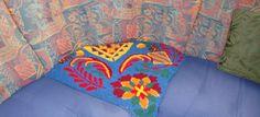 upholstery rug hooking 3