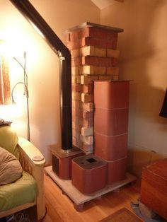 "Dragon Heaters - 4"" Rocket Masonry Heater Castle Build Kit, $625.00 (http://www.dragonheaters.com/4-rocket-masonry-heater-castle-build-kit/)"