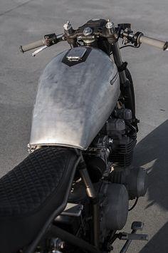Kawasaki z750 cafe racer