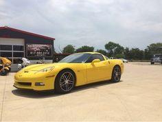 2008 Chevrolet Corvette in Burleson, Texas