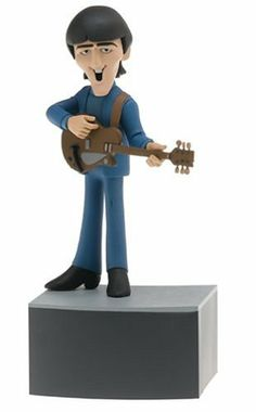 McFarlane Toys Beatles Saturday Morning Cartoon Action Figure George Harrison by McFarlane Toys. $81.95. McFarlane Spawn Beatles Saturday Morning Cartoon Figure: George Harrison. The line is based on the classic Beatles Cartoon series. Produced by King Features, the cartoon premiered in the U.S. in 1965 and ran for two immensely popular seasons. This line of figures is based on the Beatles' animated appearance in that series.