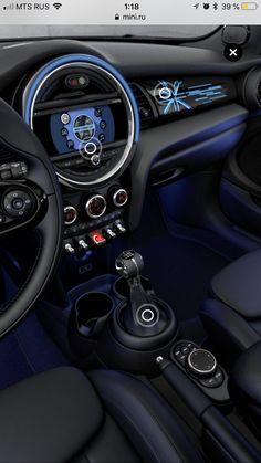 Mini Cooper 4 Door, Mini Cooper Tuning, Mini Cooper Models, Mini Cooper Sport, Mini Cooper Clubman, Mini Countryman, Mini Coper, Mini Cooper Interior, Car Dates