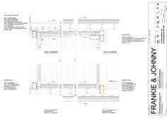 Holzer Kobler Architekturen, Jan Bitter · Frankie & Johnny Student Housing Plänterwald
