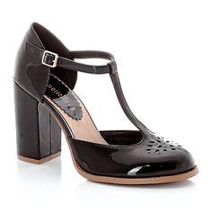 Schoenen met perforaties MADEMOISELLE R