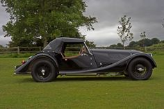 4/4 1.6 Sport . morgan car .