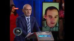 ШУСТЕР LIVE Марк Франкетти против Студии