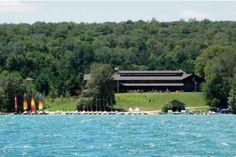 Camp Michigania on Walloon Lake