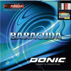 Donic Barracudda Rubbers Table Tennis Rubbers