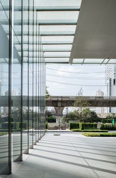 Project name : AIA Sathorn tower • Architects: Steven J. Leach Architects Ltd.  http://www.sla-bangkok.com/ •Location: Bangkok, Thailand •Architect Team...