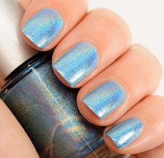 Color Club Over the Moon Nail Lacquer Review, Photos, Swatches