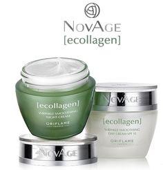 NovAge Еcollagen day & night cream oriflame-anni.gr
