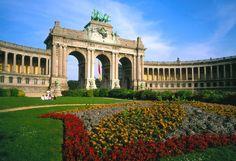 6. Le Cinquantenaire, Brussels, Belgium
