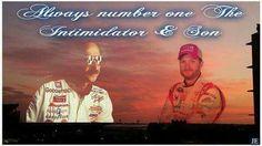 Dale and Dale jr. The Intimidator, Dale Earnhardt Jr, Senior Photos, Number One, Nascar, Poster, Maryland, Senior Pictures, Senior Pics