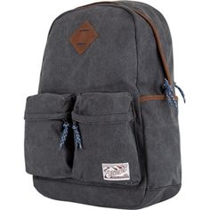 Perfect hipster backpack