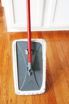 Make this homemade wood floor cleaner with just a few simple ingredients. It's all natural and safe for kids and pets!