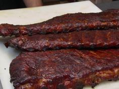 BBQ Ribs Recipe : Robert Irvine : Food Network - FoodNetwork.com
