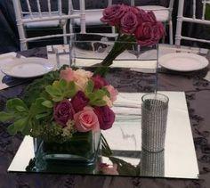 lilas, rosas, y suculentas¡¡