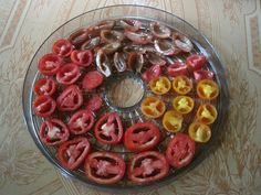 Drying Fruits and Vegetables With Food Dehydrator